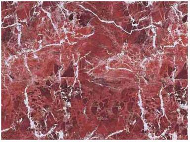 Самоклейка Hongda (Красный мрамор) 67,5см х 15м H5215