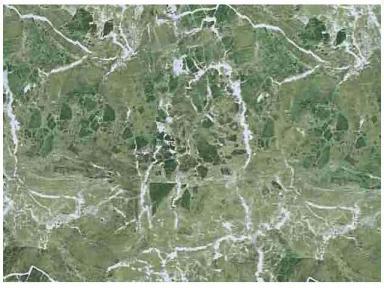 Самоклейка Hongda (Зеленый мрамор) 67,5см х 15м H5215-1