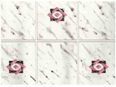 Самоклейка Hongda (Розоватая плитка) 45см х 15м H5242-1