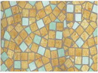 Самоклейка Hongda (Фреска) 45см х 15м H5251-1