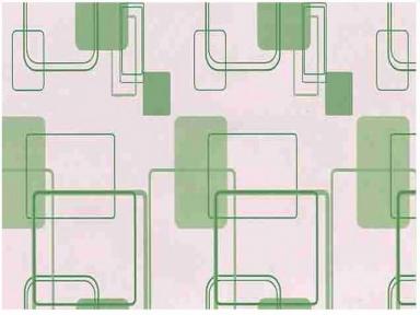 Самоклейка Hongda (Зеленый холодильник) 67,5см х 15м H5482-1