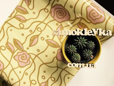 Самоклейка Hongda (Нежная роза) 45см х 1м H5522