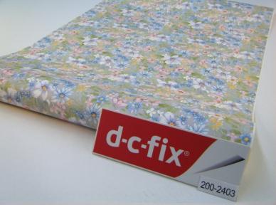 Самоклейка D-C-Fix (Цветочная поляна) 45см х 15м Df 200-2403