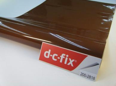 Самоклейка D-C-Fix (Коричневая) 45см х 15м Df 200-2818