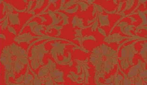 Самоклейка Hongda (Винтажные цветы) 45см х 15м H5695