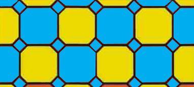 Самоклейка Hongda (Цветной витраж) 45см х 15м H9005