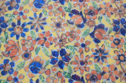 Самоклейка Hongda (Цветочное поле) 67,5см х 15м Ht033