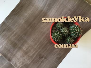 Самоклейка Hongda (Тёмное дерево) 90см х 15м H5009