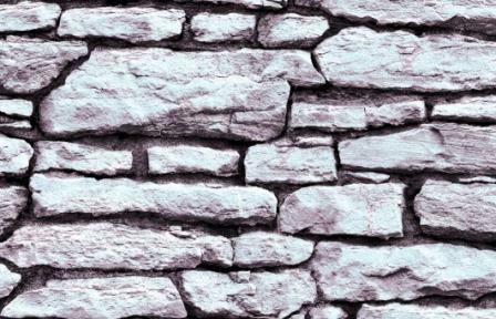 Самоклейка Hongda (Серый камень) 45см х 15м Hm223