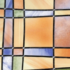 Самоклейка Gekkofix (Цветное стекло) 90см х 15м 11803