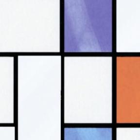 Самоклейка Gekkofix (Цветное стекло) 67,5см х 15м 10519