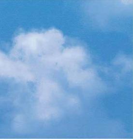 Самоклейка Gekkofix (Облачное небо) 90см х 15м 11501