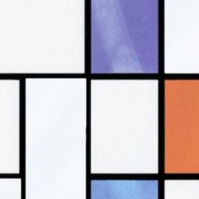 Самоклейка Gekkofix (Цветное стекло) 90см х 15м 10521