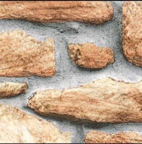 Самоклейка Gekkofix (Коричневый камень) 90см х 15м 10661