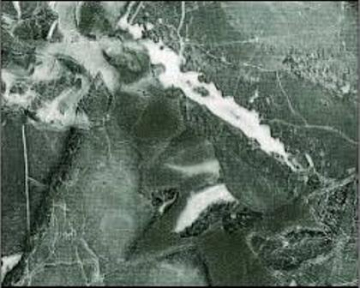 Самоклейка Gekkofix (Зеленый мрамор) 90см х 15м 11577