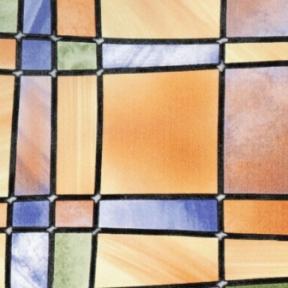 Самоклейка Gekkofix (Цветное стекло) 90см х 15м 11807