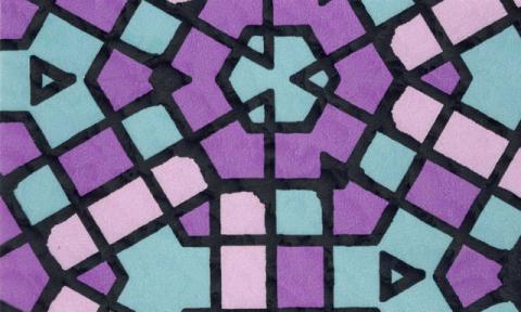 Самоклейка Patifix (Цветная паутинка) 45см х 15м 11-2280