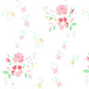 Самоклейка Patifix (Розовые цветы) 45см х 15м 15-6435