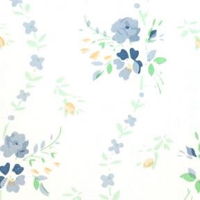 Самоклейка Patifix (Синие цветы) 45см х 15м 15-6440