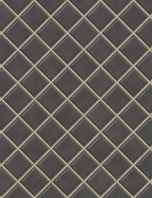 Самоклейка Patifix (Черный ромб) 45см х 15м 13-4585