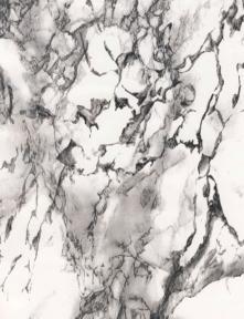 Самоклейка Patifix (Чёрно-белый мрамор) 67.5см х 15м 63-4045