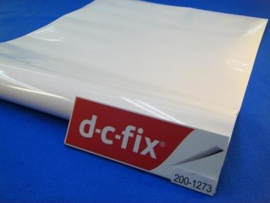 Самоклейка D-C-Fix (Белая) 45см х 15м Df 200-1273