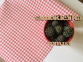 Самоклейка Patifix (Розовая клетка) 45см х 1м 15-6750