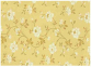 Самоклейка Hongda (Желтые пионы) 45см х 1м H5517
