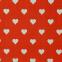 Самоклейка D-C-Fix (Красное сердце) 45см х 15м Df 200-3222