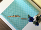Самоклейка Patifix (Бирюзовый горошек) 45см х 15м 15-6215