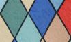 Самоклейка Patifix (Цветные ромбики) 67.5см х 15м 61-2275