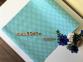 Самоклейка Patifix (Бирюзовый горошек) 45см х 1м 15-6215